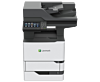 Lexmark MX721ade Multifunction Laser Printer Bundle