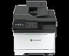 Lexmark CX522ade Color Multifunction Laser Printer Bundle