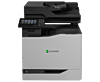 Lexmark CX820de Color Multifunction Laser Printer Bundle