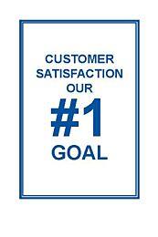 Poly-Back Customer Satisfaction 70# Floor Mats 500