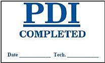 Stock Static Cling Reminders-PDI