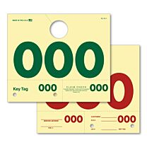 Service Dispatch Hang Tags