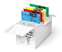 Versa-Tag® Key Tags Mixed-Color