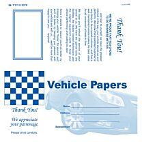 Paper Document Holder 1