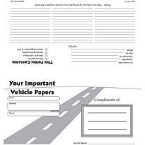 Paper Document Holder 2