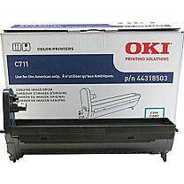 OKI C711 Image Drum Cyan