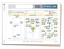 Express Lane Multi-Point Inspection Form
