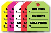 Mirror Hang Tags (Jumbo) Sale Price