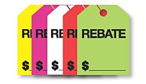 Mirror Hang Tags (Jumbo) Rebate
