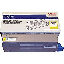 OKI C711 Toner Yellow