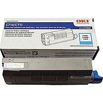 OKI C711 Toner Cyan